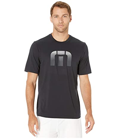 TravisMathew Correal T-Shirt (Black) Men