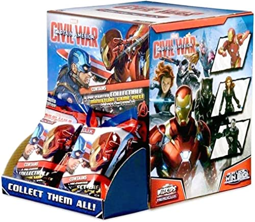 Marvel Heroclix Captain America Bürgerkrieg Schwerkraft