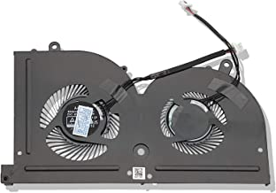 CBK New Laptop GPU Cooling Fan for MSI GS63VR GS73VR Stealth Pro BS5005HS-U2L1