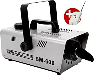 Showlite SM-600 maquina de nieve 600W incl. mando a distancia
