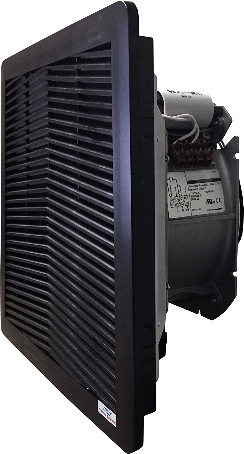 PFFP450-230-3R-XBX Electrical Enclosure Plastic Filtered Fan 70% OFF Outlet Pac Sales results No. 1