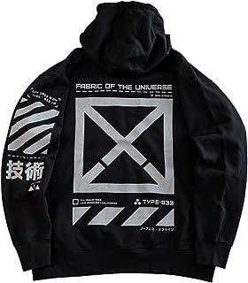 Techwear Cyberpunk Graphic Streetwear Fashion Hoodie Hooded Pullover Sweatshirt