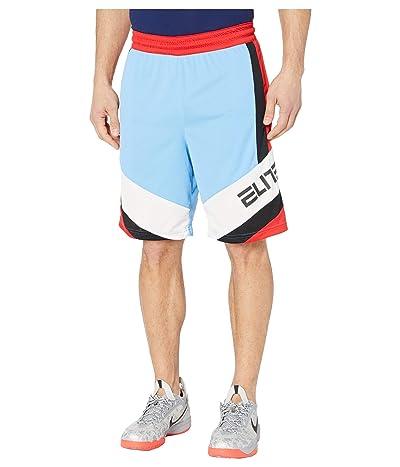 Nike Dry Elite Shorts Block (University Blue/University Red/Black) Men