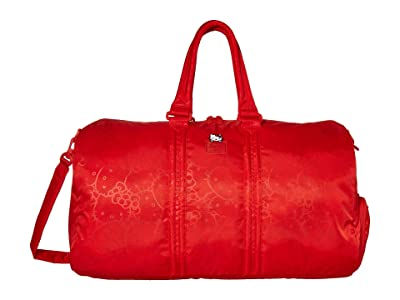 Herschel Supply Co. Novel (Red) Duffel Bags