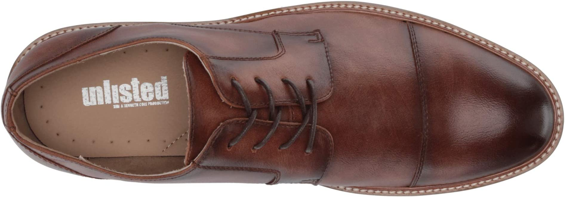 Kenneth Cole Unlisted Jimmie Lace-Up CT | Men's shoes | 2020 Newest