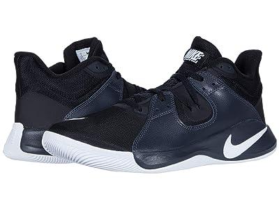 Nike Fly.By Mid (Black/White/Dark Smoke Grey) Men