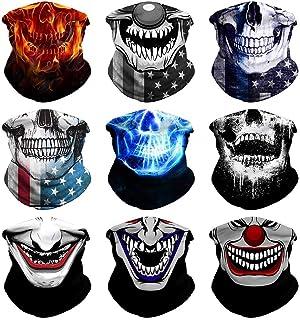 VCZUIUC Headband, Bandanas, Scarf, Neck Warmer, Head Wrap, Multi Functional Headwear for Outdoor Sports