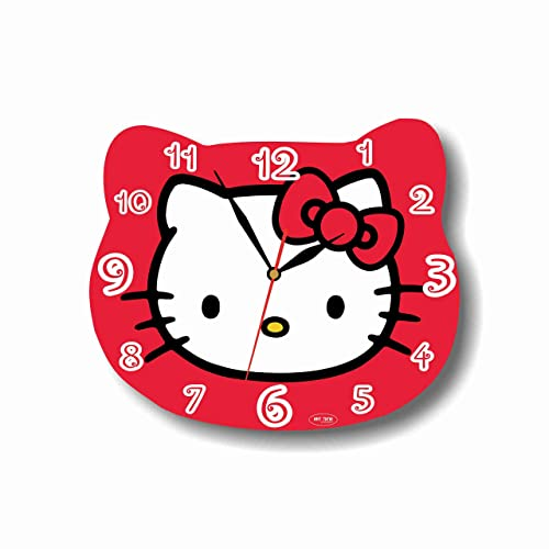 3dRose dpp/_126518/_1 Lotus Flower by Yun Shouping Japanese Art Wall Clock 10 by 10-Inch