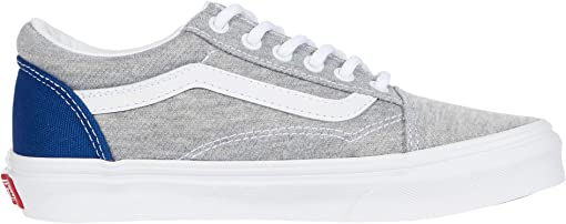 (Vans Coastal) Grey/True White