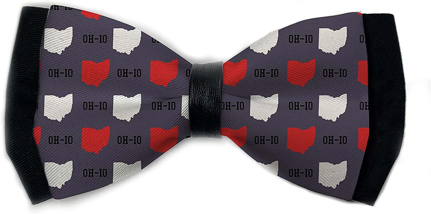 URTEOM Pet Bow Ties, Adjustable Dog Bowties for Small Medium Large and Adult Cat