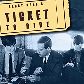 Larry Kane's Ticket to Ride [Audio CD] BEATLES