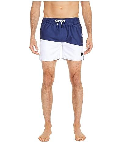 NATIVE YOUTH Kazan Swim Shorts (Navy) Men