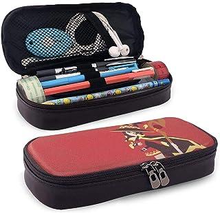 Estuche de lápices de gran capacidad Bolígrafo de alta capacidad Estuche de lápices Organizador de papelería Portátil Bols...