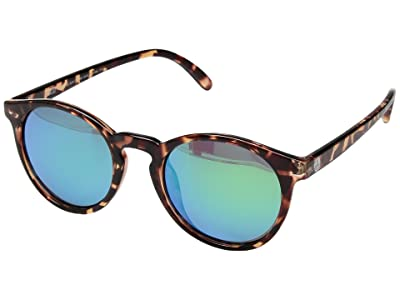 Sunski Dipseas Lifestyle Collection (Tortoise/Emerald) Sport Sunglasses