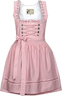 4-14W Authentic Bavarian Oktoberfest Trachten Halloween Dress German Dirndl German Wear