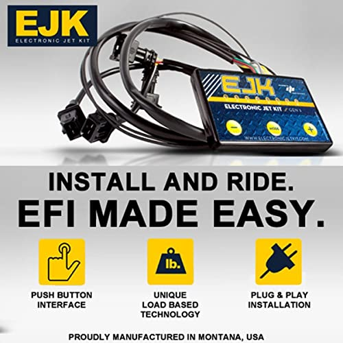Dobeck EJK Fuel Injection Controller for Arctic Cat Crossfire/ProClimb Snowmobile Sled, EFI Programmer