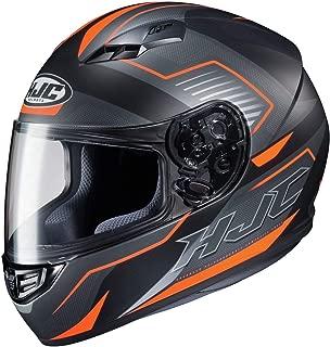 HJC CS-R3 Helmet - Trion (Medium) (Black/Orange)