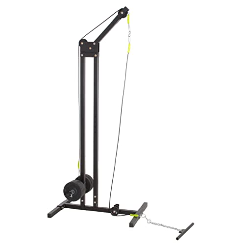 Home Gym Dynamics Top Bottom Pulley Machine