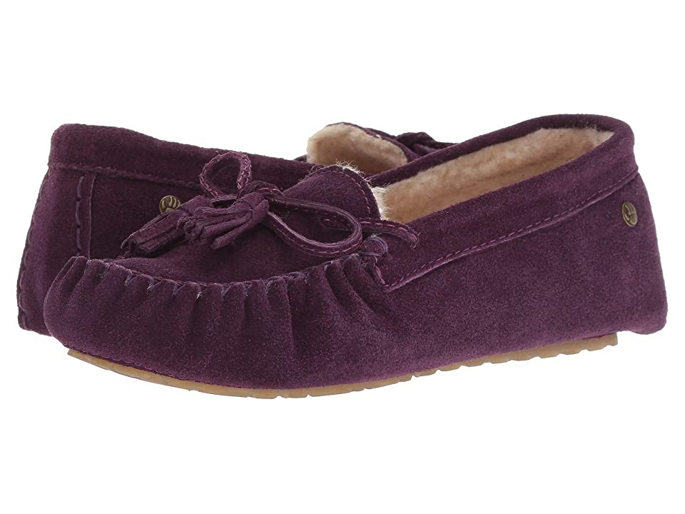 Bearpaw Rosalina (Plum) Women