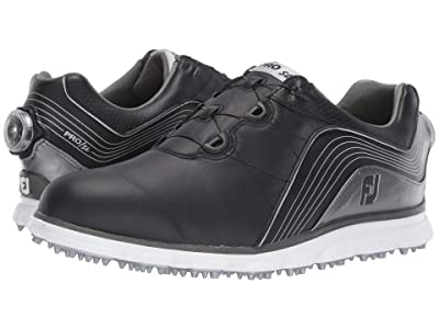 FootJoy Pro SL Spikeless BOA (Black/Silver) Men
