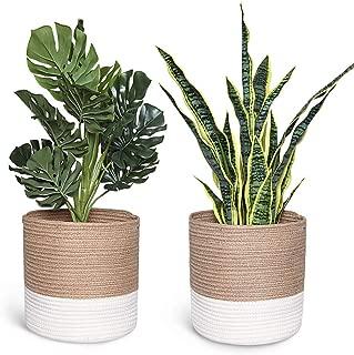 Best baskets for plant pots Reviews