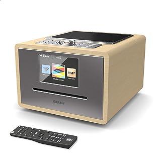 Sponsored Ad – MAJORITY Homerton Internet Radio, DAB Radio & CD Player Music System   Bluetooth & Universal Plug and Play...