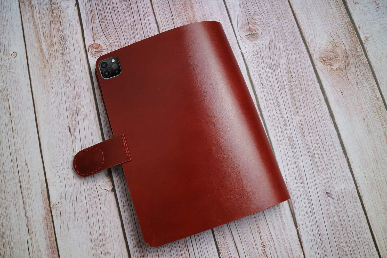 Translated Genuine Leather iPad Air New item 10.5 Cover 2019 Case Customiz