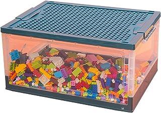 HLYT-0909 Boîte de rangement Boîte de rangement de jouets pour enfants Panier Plastique Lego Blocks Tri et trier Boîte de ...