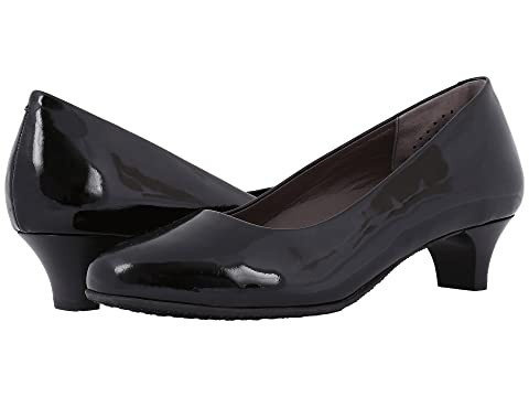 Blackblack Nueva moda de Patentmushroomnavy la Sas llegada Elaine vwBwYq