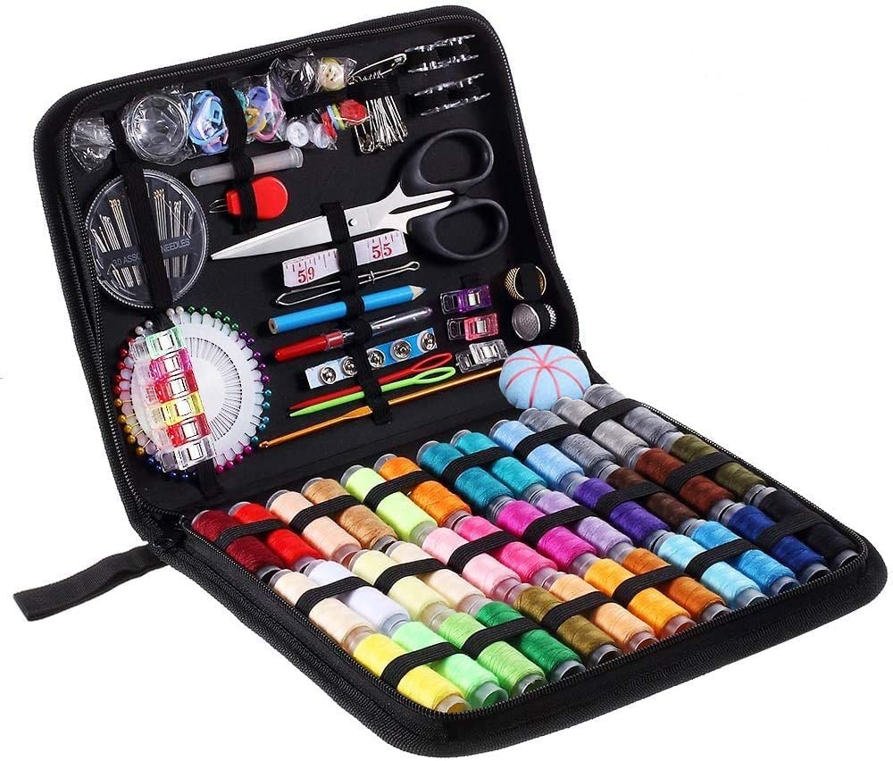 Sewing Kit 183 Many popular brands Max 81% OFF Premium Supplies Spools Suita XL 38 Thread