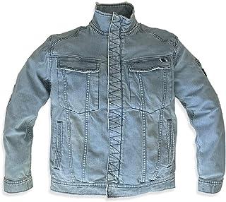 [BMC ブルーモンスタークロージング] ワークデニムジャケット ストレッチデニム アーバン3rdジャケット メンズ U03W