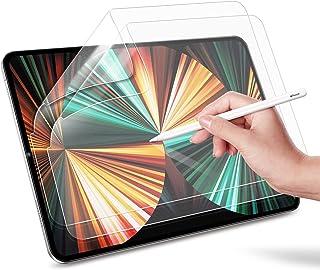 ESR Paper-Feel ochraniacz ekranu do iPada Pro 12,9 cala (2021/2020/2018) [obsługuje ołówek do iPada Pro 12,9 cala (nie szk...