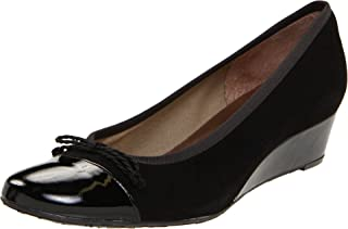 French Sole FS/NY Women's Diverse Wedge Pump