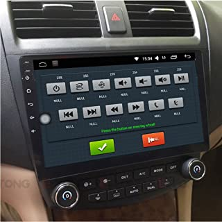 E-TONG 10.1 inch Android 5.1 Quad Core Car DVD Radio Player GPS Navigation Tourist Suppot Rear Camera OBD Bluetooth 3G WIFI DVR Mirror Link for Honda Accord ...
