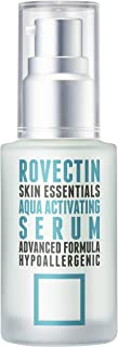Rovectin Aqua Activating Serum - Anti-Aging Moisturizing Serum with Hyaluronic Acid for Hydration and Niacinamide for Sens...
