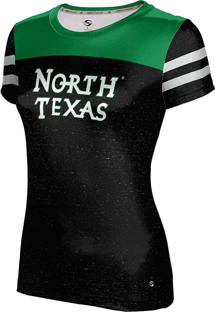 ProSphere University of North Texas Women's Performance T-Shirt (Game Time)