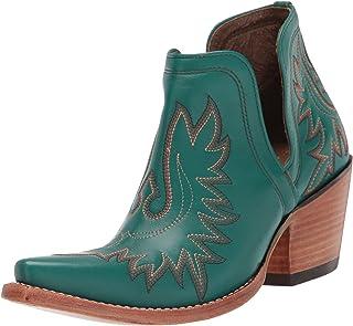 Ariat Women's Dixon Western Boot, Agate Green, 8