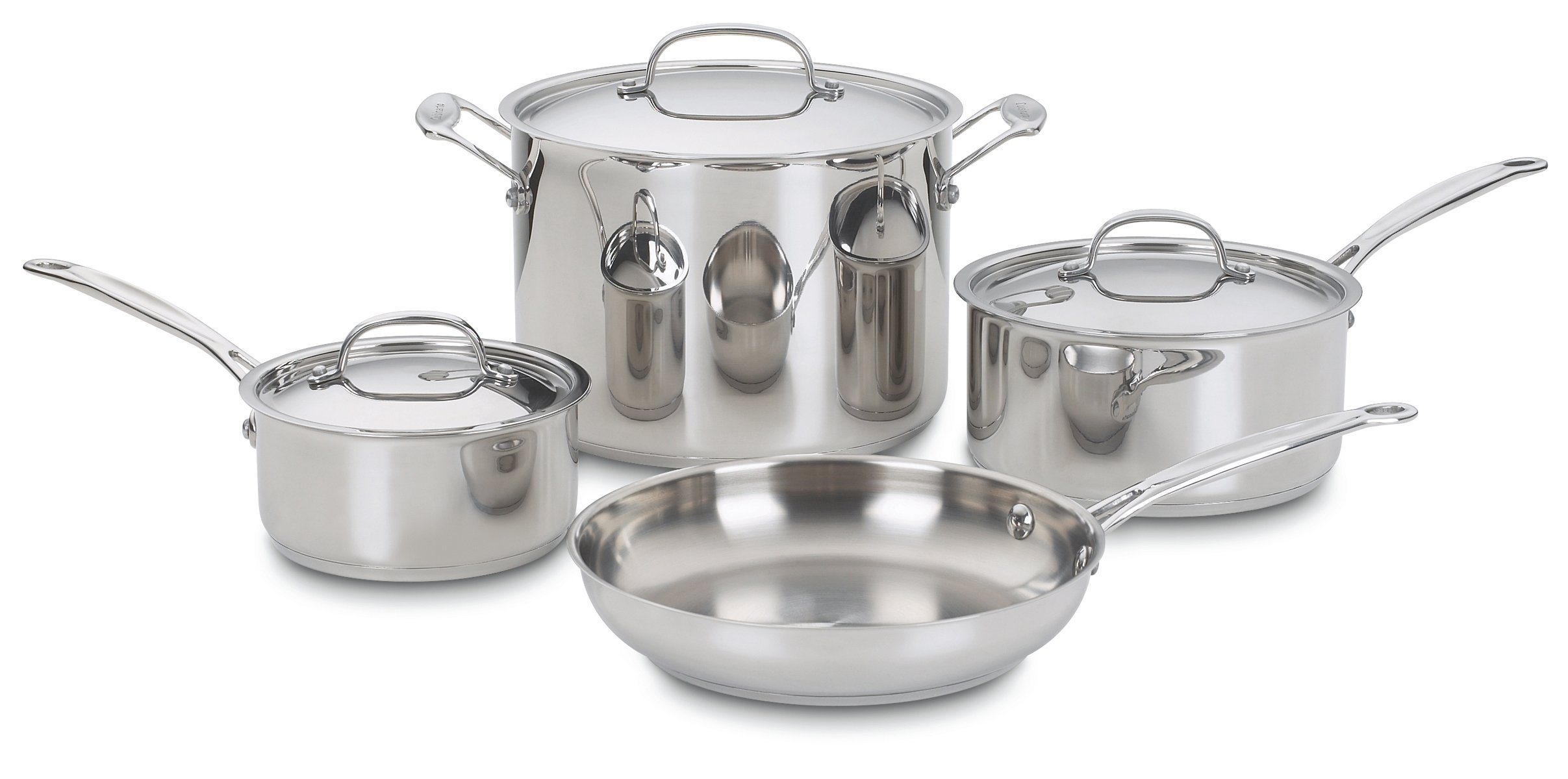 Cuisinart 77 7 Classic Stainless Cookware