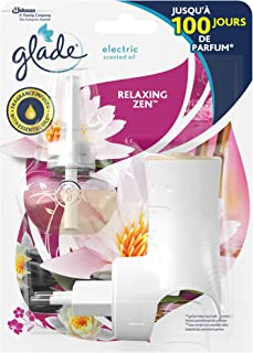 Glade Huile Parfumée Diffuseur Relaxing Zen