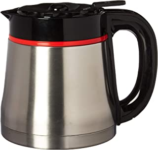 Hamilton Beach 88200 10 Cup Thermal Replacement Coffee Carafe, Stainless Steel