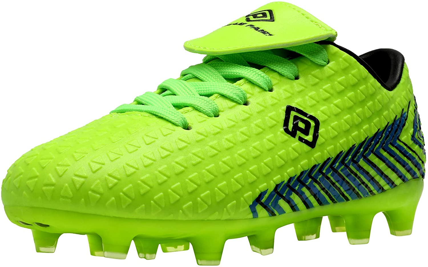 DREAM PAIRS Boys Girls Outdoor Soccer Cleats Football Shoes