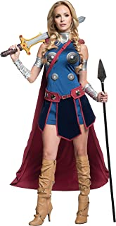 Secret Wishes Women's Marvel Universe Valkryie Costume