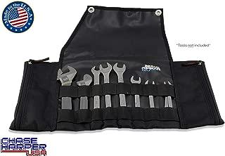 Chase Harper 8-Pocket Tool Roll Black 8875BK