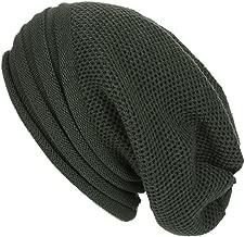 LEXUPA Men Women Baggy Warm Crochet Winter Wool Knit Ski Beanie Skull Slouchy Caps Hat