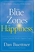 Best blue zones of happiness Reviews