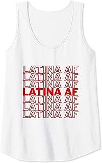 Womens Latina AF Tank Top