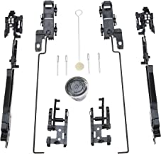 Aupoko Sunroof Track Assembly Repair Kit, Fits for Ford F150 F250 F350 F450 Expedition Lincoln Navigator Lincoln Mark LT