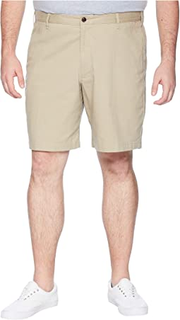 Big & Tall Flat Front Shorts