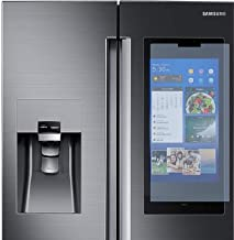 AD1000 Screen Defender/Protector for the (with speaker) Samsung Hub 4 Door French Fridge (AKG Speaker) w/Display- Clear