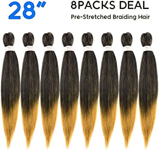 Pre-Stretched Braiding Hair 28